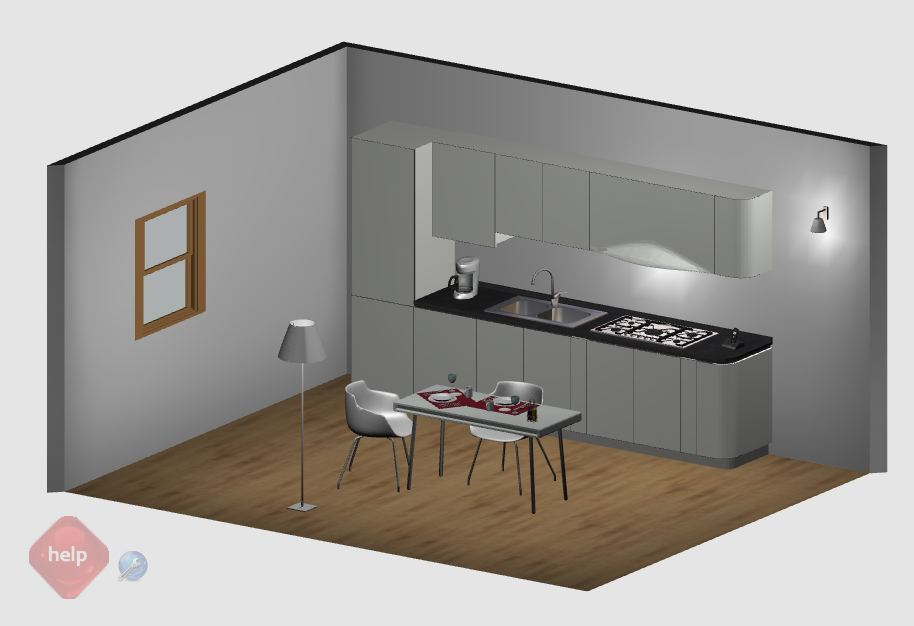 Stunning Disegnare La Cucina In 3d Contemporary - Skilifts.us ...